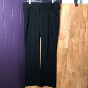Candies Size 13 Dress Pants Marilyn Bootcut
